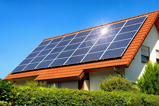 roi of a rooftop solar plant